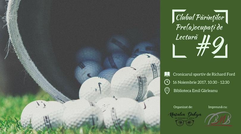 6 evenimente gratuite pentru parinti si 3 invitatii pentru #MamaTimeOut_Cronicarul Sportiv