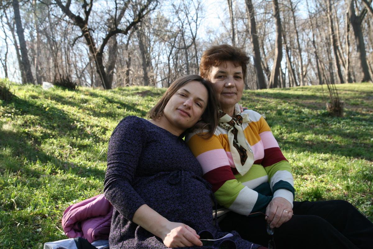 Draga mea mamă, te apreciez!_Natalia Dabija