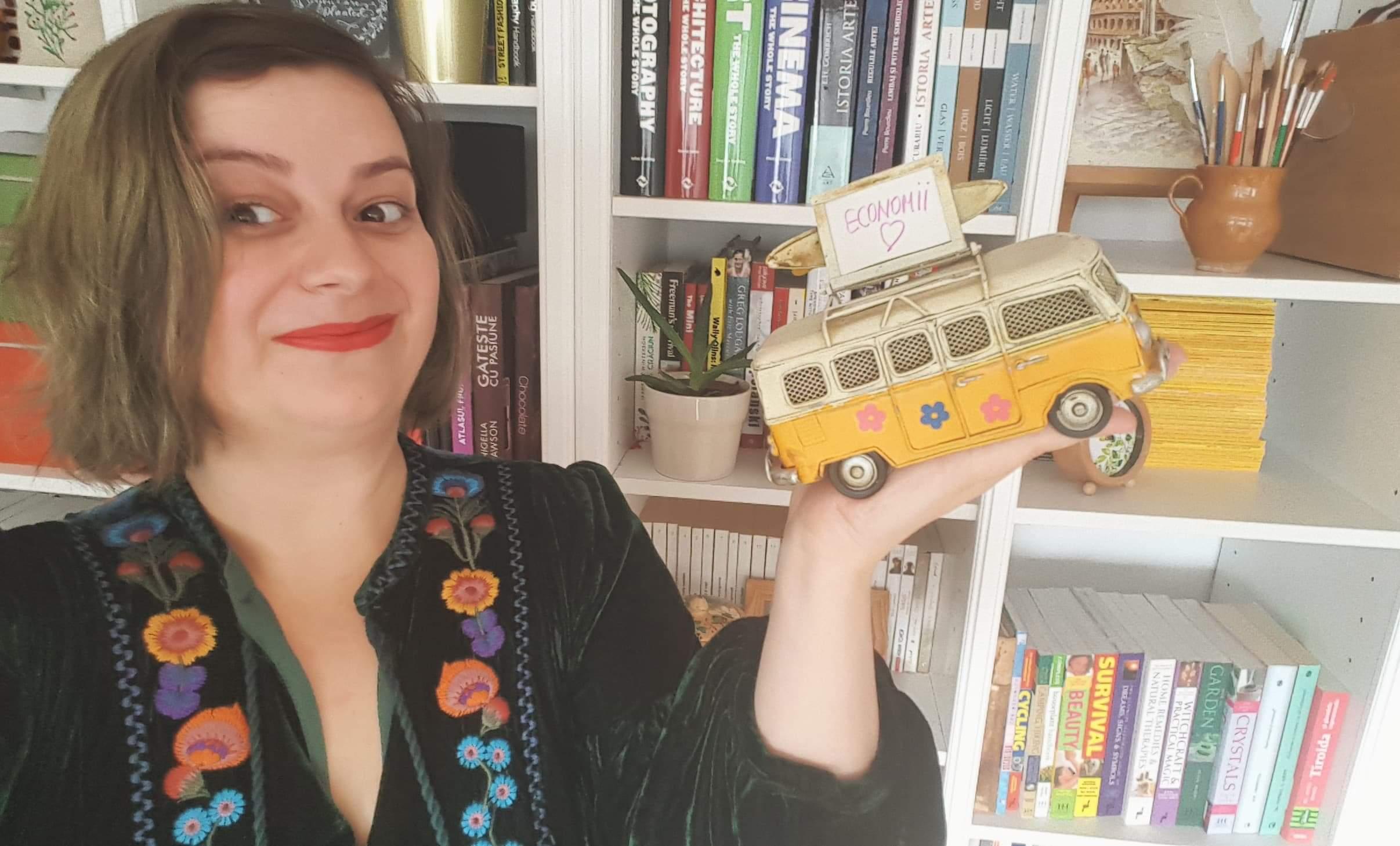 Economisim Împreună cu Simona de la cutiadecarton.com_Simona Maria Pop