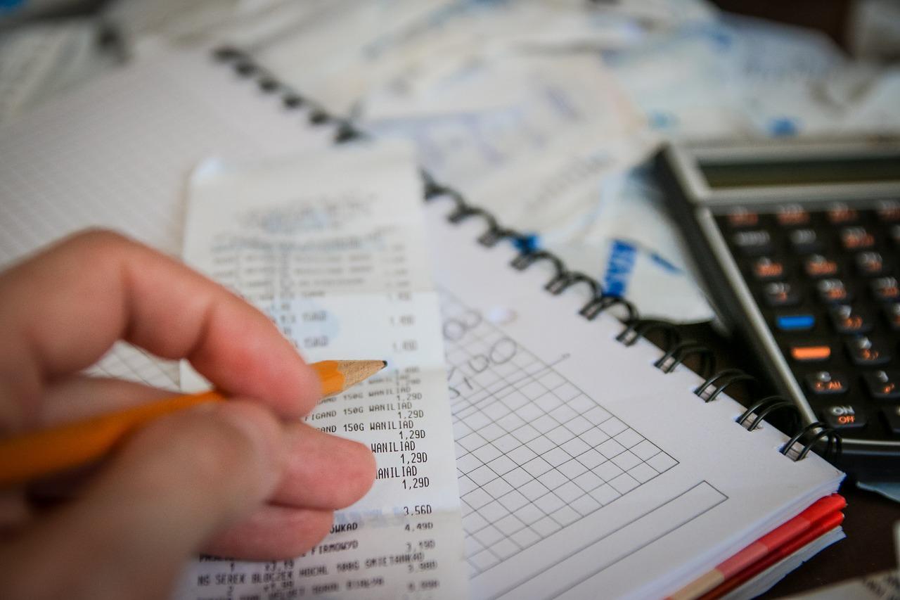 12 lucruri frugale în Aprilie_calcule pe bon fiscal
