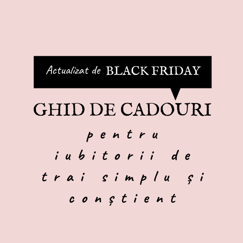 Ghid de Cadouri de Black Friday